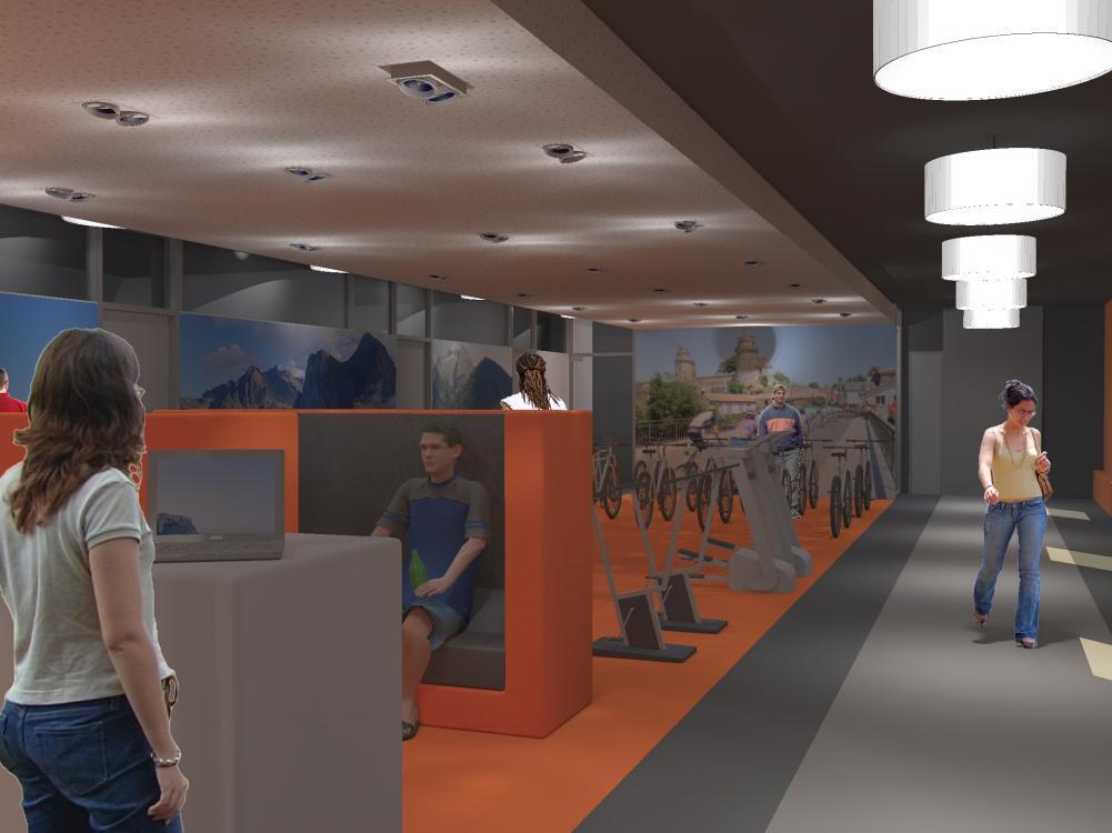 Sport- en fysiotherapiecentrum voor sporters